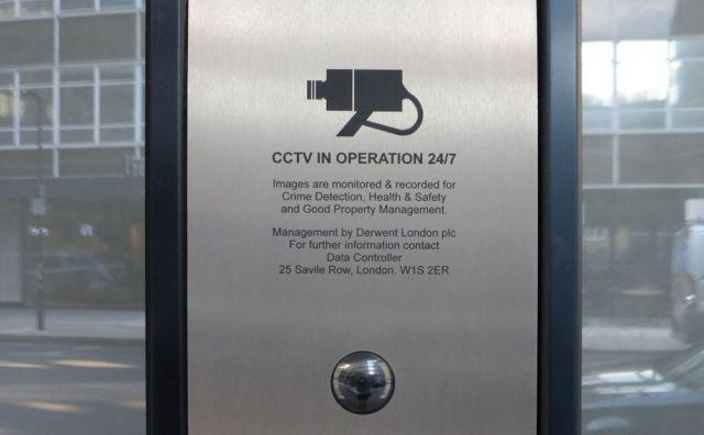 Derwent London CCTV.